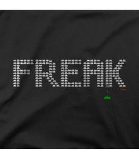 camisetas modelo FREAK