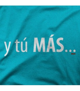 camisetas modelo Y TU MAS