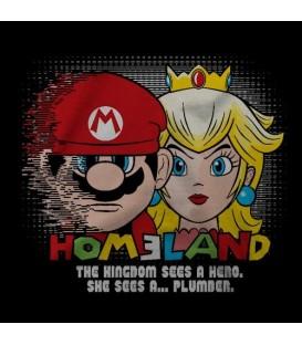 camisetas modelo HOMELAND