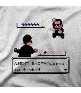 camisetas modelo AGEN FIGHTER