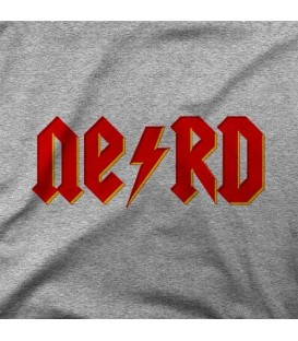 camisetas modelo NERD