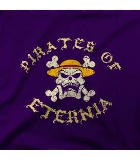 camisetas modelo PIRATES OF ETERNIA