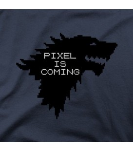 camisetas modelo PIXEL IS COMING