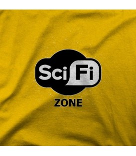 camisetas modelo SCI FI ZONE