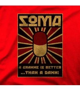 camisetas modelo TAKE SOMA