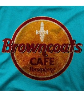 camisetas modelo BROWN COATS VINTAGE