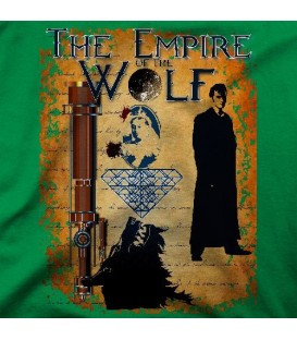 camisetas modelo EMPIRE WOLF