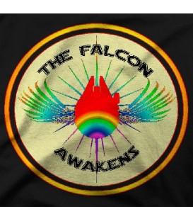 camisetas modelo FALCON AWAKENS