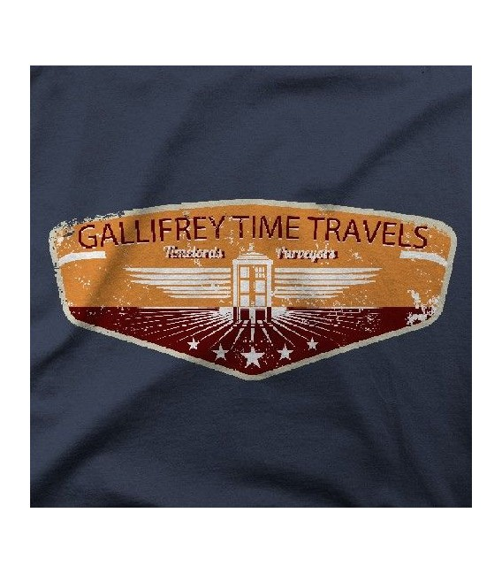GALLIFREY BADGE