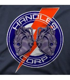 camisetas modelo HANNDLES