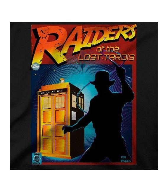 RAIDER LOST TARDIS