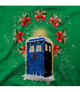 camisetas modelo CHRISTMAS TARDIS