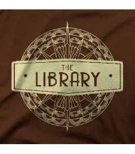 camisetas modelo THE LIBRARY 2