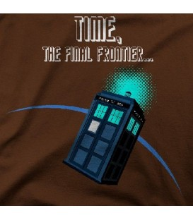 camisetas modelo TIME FINAL FRONTIER