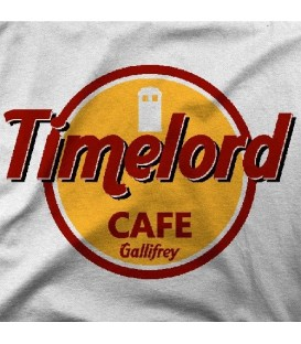 TIME LORD CAFE GALLIFREY