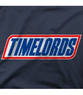 camisetas modelo TIMELORDS BAR
