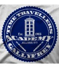TIME TRAVELLER ACADEMY BLUE