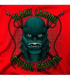 camisetas modelo TOTAL LAGGON