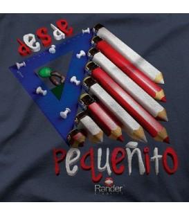 camisetas modelo ATLETI COLEGIO PEQUE