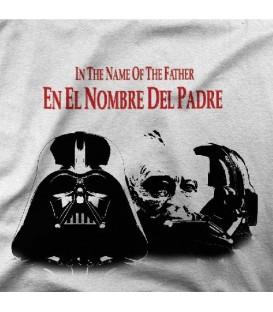 camisetas modelo EN EL NOMBRE DEL PADRE