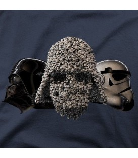 camisetas modelo STAR WARS VII