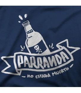 camisetas modelo PARRANDA