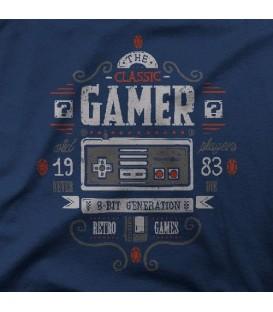 camisetas modelo CLASSIC GAMER