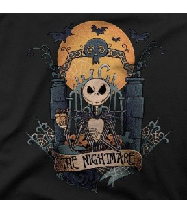 camisetas modelo THE NIGHTMARE