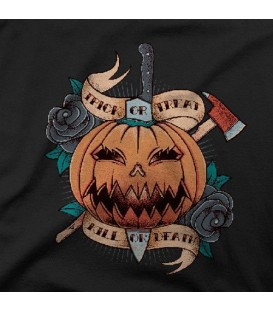 camisetas modelo TRICK OR TREAT
