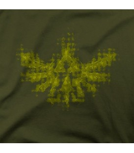 camisetas modelo SMOKYTRIFORCE