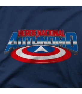 camisetas modelo AUTONOMO CAPITAN AMERICA