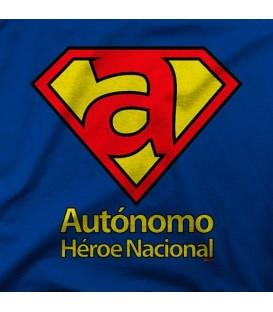 camisetas modelo AUTONOMO SUPERMAN