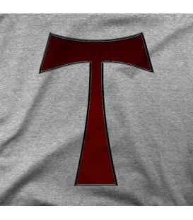 camisetas modelo CRUZ TEMPLARIA 006