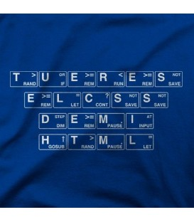 camisetas modelo CSS