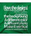 I LOVE THE DESIGN