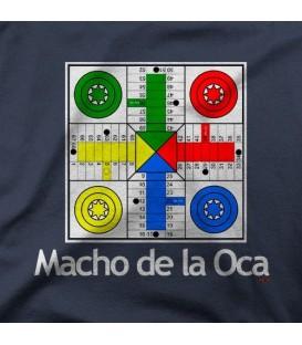 camisetas modelo MACHO DE LA OCA