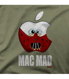 camisetas modelo MAC MAD