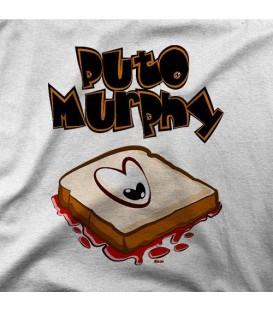 camisetas modelo PUTO MURPHY