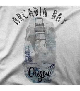 camisetas modelo ARCADIA BAY