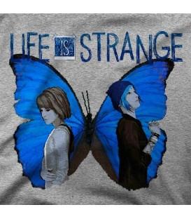 camisetas modelo LIFE IS STRANGE