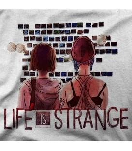 camisetas modelo MAX Y CHLOE