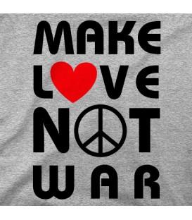 camisetas modelo MAKE LOVE
