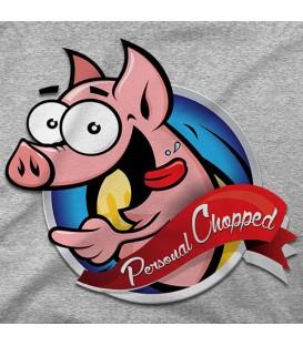 camisetas modelo PERSONAL CHOPPED Claros