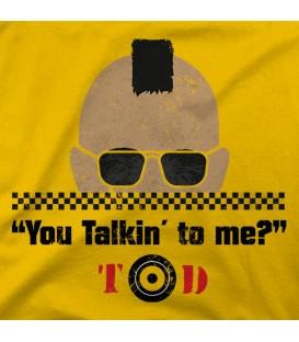 camisetas modelo TAXI DRIVER
