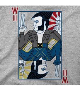 camisetas modelo KING OF BLADES