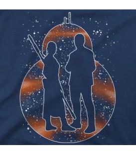 camisetas modelo NEW HEROES