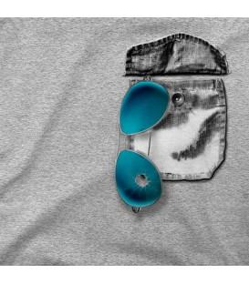 Bolsillo gafas