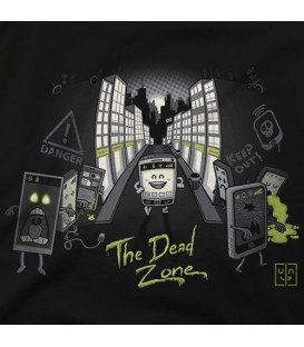 camisetas modelo THE DEAD ZONE