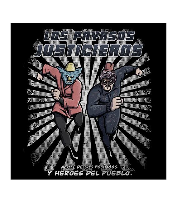 Los payasos justicieros