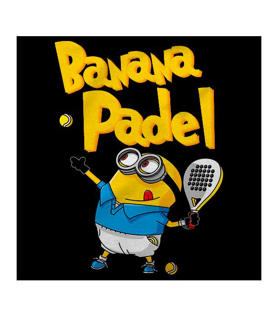 BANANA PADEL (oscuras)